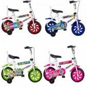 Klass 12 Jant Çocuk Bisikleti Dolgu Teker Kırmızı