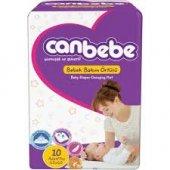 Canbebe Bebek Bakım Örtüsü Alt Açma Bezi 10&#039 Lu