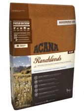 Acana Ranchlands Cat Sığır Etli Tahılsız Kedi Maması 5.4 Kg