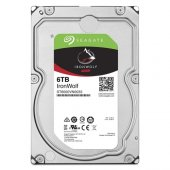 Seagate Ironwolf 3,5 6tb 256mb 7200 St6000vn0033