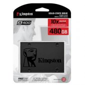 Kingston A400 480gb Ssd Disk Sa400s37 480g