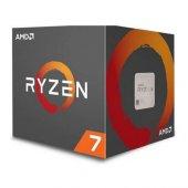 Amd Ryzen 7 2700x 4.35ghz Am4 8c 16t Yd270xbgafbox