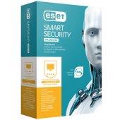 Nod32 Eset Smart Security Premium V10 1 Kullanıcı...