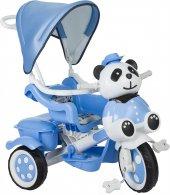 Baby Panda İtmeli Mavi