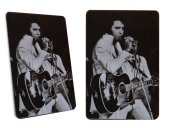 Elvis Presley Vintage Metal Dekoratif Büyük Boy Tabela (1)