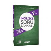 Ankara 7. Sınıf İngilizce Soru Bankası