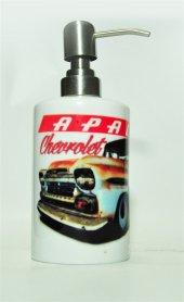 1958 Chevrolet Apache Baskılı Banyo Seti