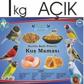 Beautiful Food Kurtlu Ballı Polenli Kuş Maması 1 Kg Açık