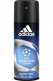 Adidas Erkek Deodorant Champions Edition 150 Ml