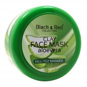 Black Red Kil Maska Mentol Aloe Vera 400 Ml