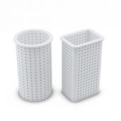 Blok Plastik Hellim Peynir Kalıbı (95x65x200 Mm) 1000 Gr