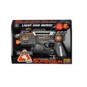 Oyuncak Sesli Ve Işıklı Lazer Silah Yeni