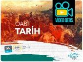 öabt Tarih Öğretmenliği 132 Saat Video Dersler Tekuzem