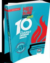 Meb Şube Müdürlüğü Tamamı Çözümlü 10 Deneme Sınavı