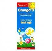 Pharma Q Omega3 Şurup 150ml Skt 03 2020