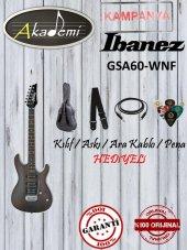 ıbanez Gsa60 Wnf Elektro Gitar Hediyeli