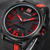 Naviforce Lüks Tasarım Erkek Kol Saati Sade Orjinal Garantili Saat