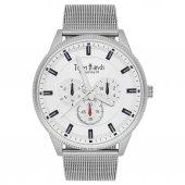 Tom Hands Premium Şık Tasarım Hasır Kordon Erkek Kol Saati