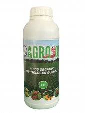 Agrosol Solucan Gübresi Sıvı 1 Lt