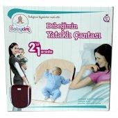 Babycim 2in1 Bebeğimin Yataklı Çantası