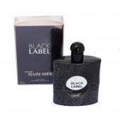 The New Massimoore Black Label Kadın Parfümü 90 Ml...