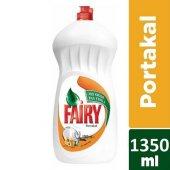 Fairy Sıvı Bulaşık Deterjanı Portakal 1350 Ml