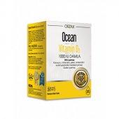 Orzax Ocean Vitamin D3 1000 Iu Damla 50ml