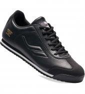 L 6529 Siyah Erkek Sneaker Ayakkabı
