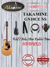 Takamıne Gn10ce Ns Elektro Akustik Gitar Hediyeli...