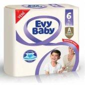 Evy Baby Bebek Bezi 6 Beden 16+ Xl 96 Adet (4x24) Jumbo Paket