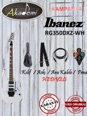 ıbanez Rg350dxz Wh Elektro Gitar (Hediyeli)