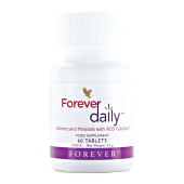 Forever Living Daily Vitamin, Mineral Ve Aos Complex 60 Tablet