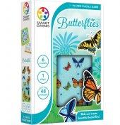Smart Games Butterflies Türkçe Akıl Ve Zeka Oyunu...