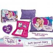 Violetta Sırdaş Günlüğüm Günlük Yastık