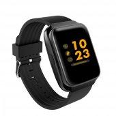 2881b67287ca0 Olix Z40 Plus Smart Watch Akıllı Saat Suya Dayanıklı Nabız Ve Tansiyon Ölçer  Siyah
