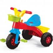Dolu İlk Bisikletim Kaliteli 3 Tekerlekli Çocuk...