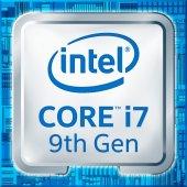ıntel İ7 9700k 3.6 Ghz 4.9 Ghz 12m 1151p F Tray