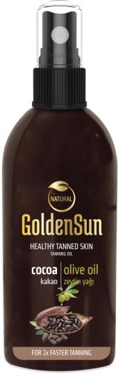 Golden Sun Cocoa + Zeytin Yağı 150ml