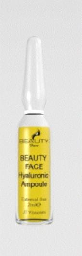Beauty Face Nemlendirici Serum 2ml 6lı