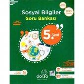 Dorya Yayınları 5. Sınıf Sosyal Bilgiler Soru Bank...