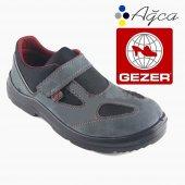Gezer Bmes 1453 İş Güvenlik Ayakkabısı S1 Yazlık G...