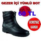 Gezer Bot, İş Botu, Bot İş Güvenliği Ayakkabısı...