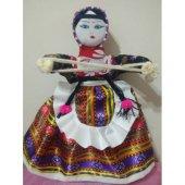 Bez Bebek.el Yapımı Kültürel Bebek.meshur Soğanlı Bebeği