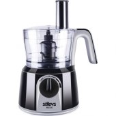 Stilevs Maxi Chef Mutfak Robotu Siyah&gri