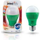 Jetled 1w Yeşil Işık Gece Lambası E27 Duy
