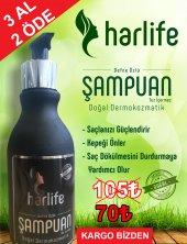 (Kampanya) Harlife Doğal Defne Şampuanı �3 � �a �l...