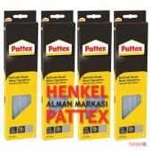 4 Takım Pattex Hotmelt Sıcak Silikon Henkel Mum Yapıştırıcı 800gr