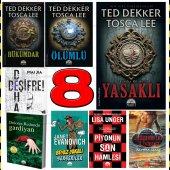 Martı Yayınları 8 Kitap Aksiyon Bestseller Macera Roman Seti