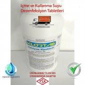 2,8 Kg Tablet Klor Su Deposu Dezenfektanı 7gr400ad...