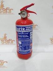 Araç Yangın Söndürücü 1 Kg Yangın Tüpü,yangın Söndürme Cihazı